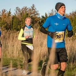 45. Saaremaa kolme päeva jooks - Taavi Tõnus (107), Kairit Valk (126)