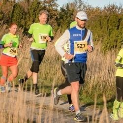 45. Saaremaa kolme päeva jooks - Ingrit Ernits (375), Kaire Taberland (389), Marko Nüüd (390), Edgari Treier (527), Riho Briker (635)