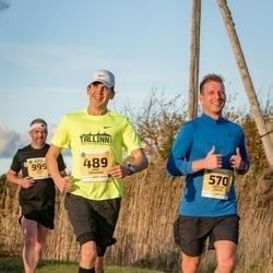 45. Saaremaa kolme päeva jooks - Mart Salusaar (489), Kristjan Kuusik (570)