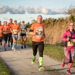 45. Saaremaa kolme päeva jooks - Diana Pungar (25), Hendrik Endriks (279)