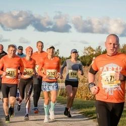 45. Saaremaa kolme päeva jooks - Jana Veenpere (145), Erkki Naaris (179), Janno Kaljuvee (231), Diana Kaljuvee (232), Eveli Rebane (514)