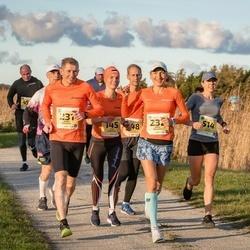45. Saaremaa kolme päeva jooks - Jana Veenpere (145), Janno Kaljuvee (231), Diana Kaljuvee (232), Eveli Rebane (514)