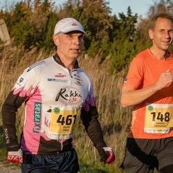 45. Saaremaa kolme päeva jooks - Andres Veenpere (148), Olari Paas (461)