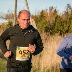 45. Saaremaa kolme päeva jooks - Tanel Veeleid (452), Martin Sõmer (487)