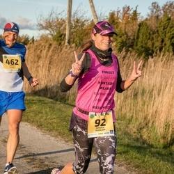 45. Saaremaa kolme päeva jooks - Jaanika Kindlam (92), Jaanus Purga (462)