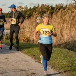 45. Saaremaa kolme päeva jooks - Made Vares (307), Bruno Tammaru (800), Kristina Uibo (888)