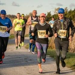 45. Saaremaa kolme päeva jooks - Valev Altmets (333), Bruno Tammaru (800), Kristina Uibo (888)