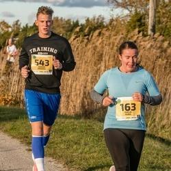 45. Saaremaa kolme päeva jooks - Evelin Kuris (163), Saimon Moondu (543)