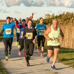 45. Saaremaa kolme päeva jooks - Mai Viirmann (42), Heli Mäesepp (444), Janek Saar (538), Andrei Lopsik (571)