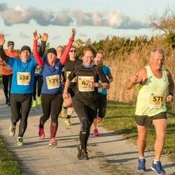 45. Saaremaa kolme päeva jooks - Veiko Tormet (439), Heli Mäesepp (444), Janek Saar (538), Andrei Lopsik (571)