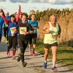 45. Saaremaa kolme päeva jooks - Veiko Tormet (439), Heli Mäesepp (444), Janek Saar (538), Tiina Kadak (539), Andrei Lopsik (571)