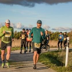 45. Saaremaa kolme päeva jooks - Aadu Polli (150), Paavo Rebane (515)