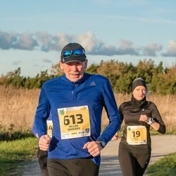 45. Saaremaa kolme päeva jooks - Merli Suu (19), Hillar Vainjärv (613)