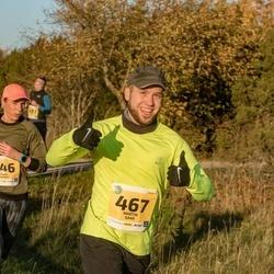 45. Saaremaa kolme päeva jooks - Martin Saar (467), Tuuli Saarniit (546)