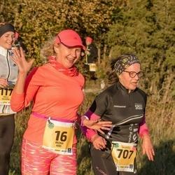 45. Saaremaa kolme päeva jooks - Reena Käo (16), Külli Kaldma (117), Sointi Hyttinen (707)