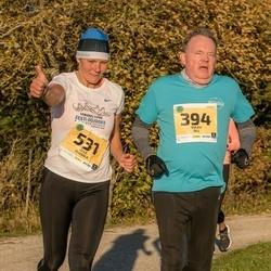 45. Saaremaa kolme päeva jooks - Sulev Oll (394), Ülle Paasoja (531)