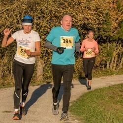 45. Saaremaa kolme päeva jooks - Kristi Huttunen (200), Sulev Oll (394), Ülle Paasoja (531)