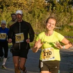 45. Saaremaa kolme päeva jooks - Hillar Valgma (79), Annika Veisson (210)