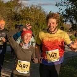 45. Saaremaa kolme päeva jooks - Martins Platacis (162), Agnese Gaile (497)