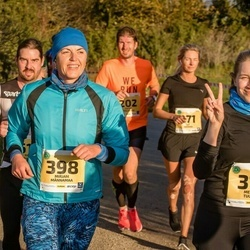 45. Saaremaa kolme päeva jooks - Liis Köörna (171), Tauno Trallmann (202), Melissa Tuuling (315), Mirjam Männamaa (398)