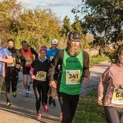 45. Saaremaa kolme päeva jooks - Ingrid Piht (256), Raivo Panker (324), Arvo Soosalu (341), Liga Brence (647)