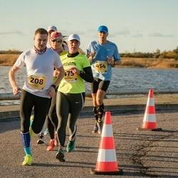 45. Saaremaa kolme päeva jooks - Urmo Karu (208), Silver Laiv (454), Inga Mustonen (475)