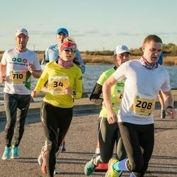 45. Saaremaa kolme päeva jooks - Daiga Dabola (34), Urmo Karu (208), Priit Toru (710)
