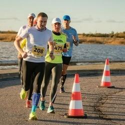 45. Saaremaa kolme päeva jooks - Urmo Karu (208), Inga Mustonen (475)