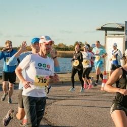 45. Saaremaa kolme päeva jooks - Šerelin Zverev (176), Priit Toru (710)