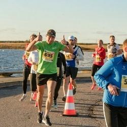 45. Saaremaa kolme päeva jooks - Jaan Tammik (589), Martin Ilja (695)