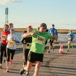 45. Saaremaa kolme päeva jooks - Kairi Ustav (57), Martin Ilja (695), Siim Palu (702)