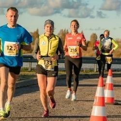 45. Saaremaa kolme päeva jooks - Aarne Hõbelaid (127), Moonika Kitt (133), Annely Saar (215)