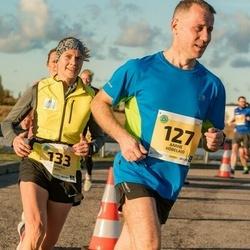 45. Saaremaa kolme päeva jooks - Aarne Hõbelaid (127), Moonika Kitt (133)