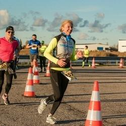 45. Saaremaa kolme päeva jooks - Marcus-Heinrich Puhke (38), Annika Veimer (157)