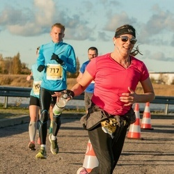 45. Saaremaa kolme päeva jooks - Marcus-Heinrich Puhke (38), Rene Hallemaa (717)