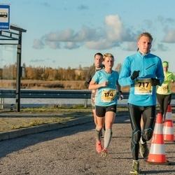 45. Saaremaa kolme päeva jooks - Kadri Mumm (174), Rene Hallemaa (717)