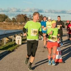 45. Saaremaa kolme päeva jooks - Kaire Taberland (389), Marko Nüüd (390)