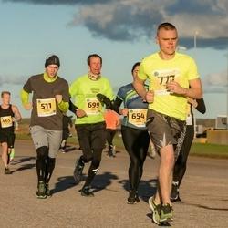 45. Saaremaa kolme päeva jooks - Niklass Kalnins (511), Rain Arnus (699), Tambet Liblik (777)