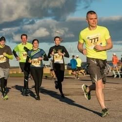 45. Saaremaa kolme päeva jooks - Berit Rohtjärv (377), Niklass Kalnins (511), Terje Tasane (654), Tambet Liblik (777)