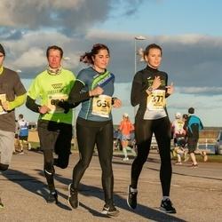 45. Saaremaa kolme päeva jooks - Berit Rohtjärv (377), Niklass Kalnins (511), Terje Tasane (654)