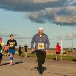 45. Saaremaa kolme päeva jooks - Martin Sõmer (487), Gerly Vahe (518), Saimon Moondu (543)