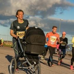 45. Saaremaa kolme päeva jooks - Kaupo Tiislär (453), Kaarel Kender (524), Kaivi Kukk (969)