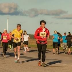 45. Saaremaa kolme päeva jooks - Juhan Änilane (201), Gert Kello (502)