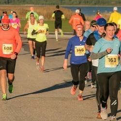 45. Saaremaa kolme päeva jooks - Riina Lillend (146), Evelin Kuris (163), Krister Kallas (608)