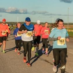 45. Saaremaa kolme päeva jooks - Evelin Kuris (163), Valev Altmets (333)