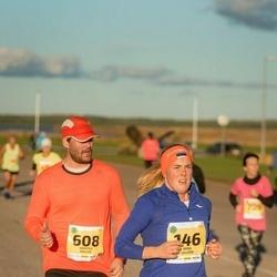 45. Saaremaa kolme päeva jooks - Riina Lillend (146), Krister Kallas (608)