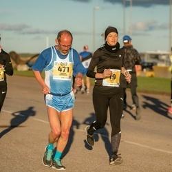 45. Saaremaa kolme päeva jooks - Merli Suu (19), Viigi Kipper (119), Roman Rannisto (471)