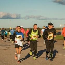 45. Saaremaa kolme päeva jooks - Erkki Naaris (179), Juhan Telling (551), Kätlin Tammesoo (696)