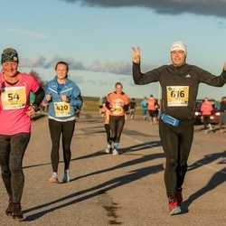 45. Saaremaa kolme päeva jooks - Maarika Reiles (54), Jane Sepp (420), Rainer Amur (616)