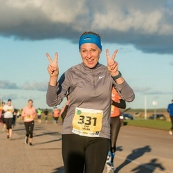45. Saaremaa kolme päeva jooks - Epp Välba (331)